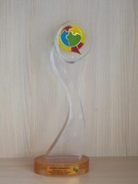 Juara 2 kategori CL, konvensi quality dan values 2013 Astra otoparts